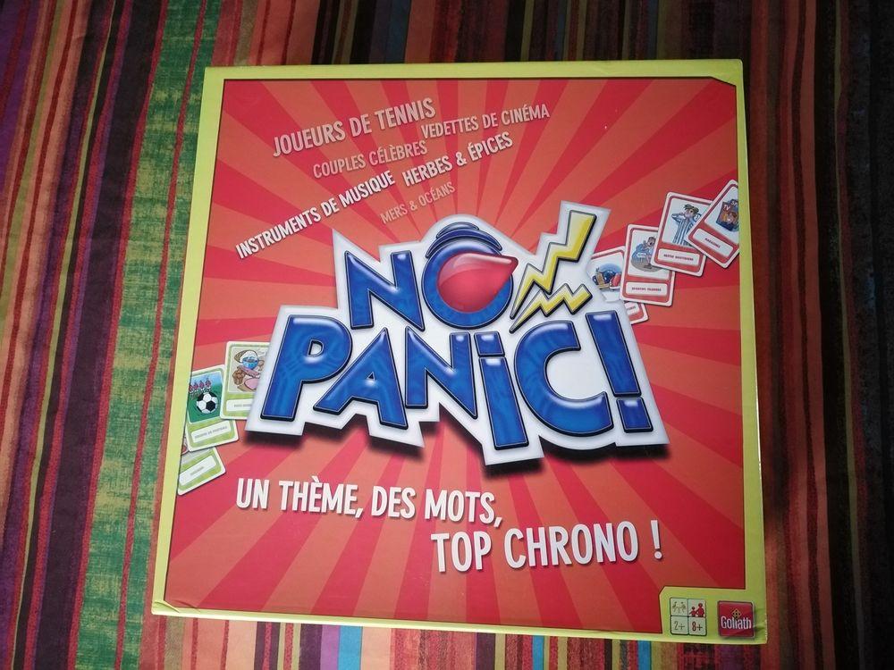 Jeu de société   No panic!  10 Étueffont (90)