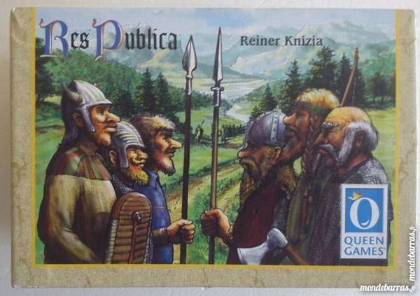 Jeu de Société - Res Publica -- Le jeu de cartes 15 Strasbourg (67)
