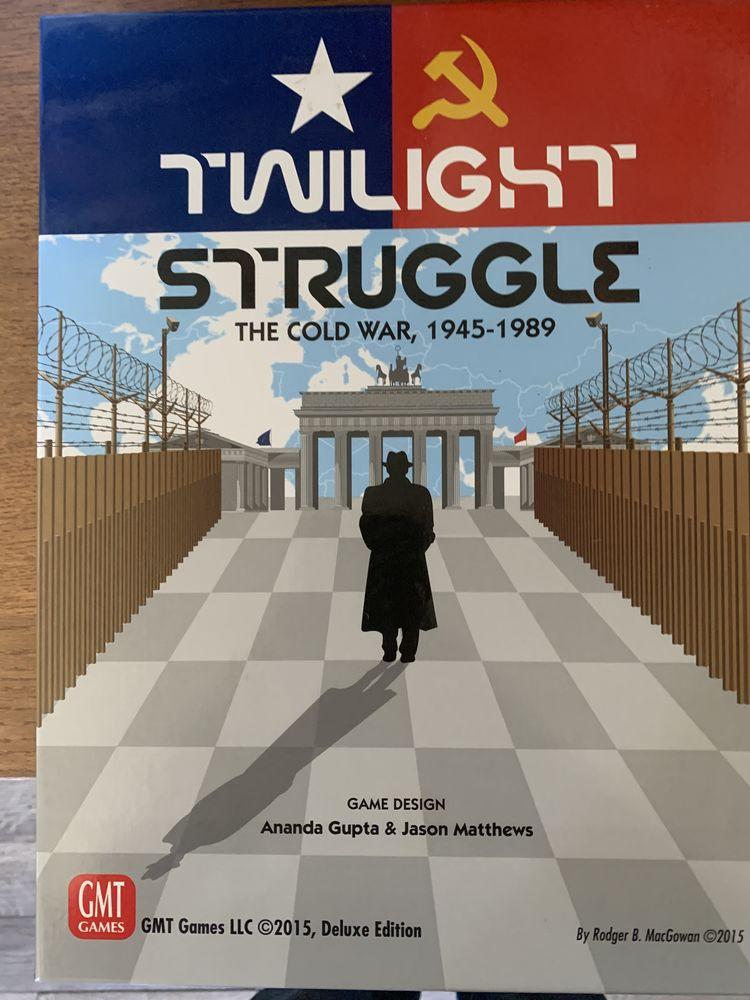 Jeu de société stratégie  Twilight Struggle  10 Asnières-sur-Seine (92)