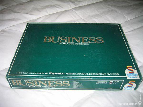 jeu de socité «business» 29 Corbeil-Essonnes (91)