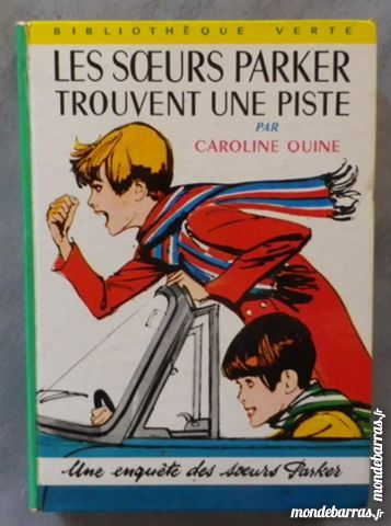 LES SOEURS PARKER TROUVENT UNE PISTE B VERTE N°300 2 Attainville (95)