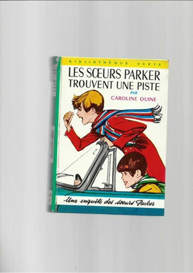 Les Soeurs Parker Trouvent Une Piste n°300 de 1966 3 Saint-Jean-d'Angély (17)