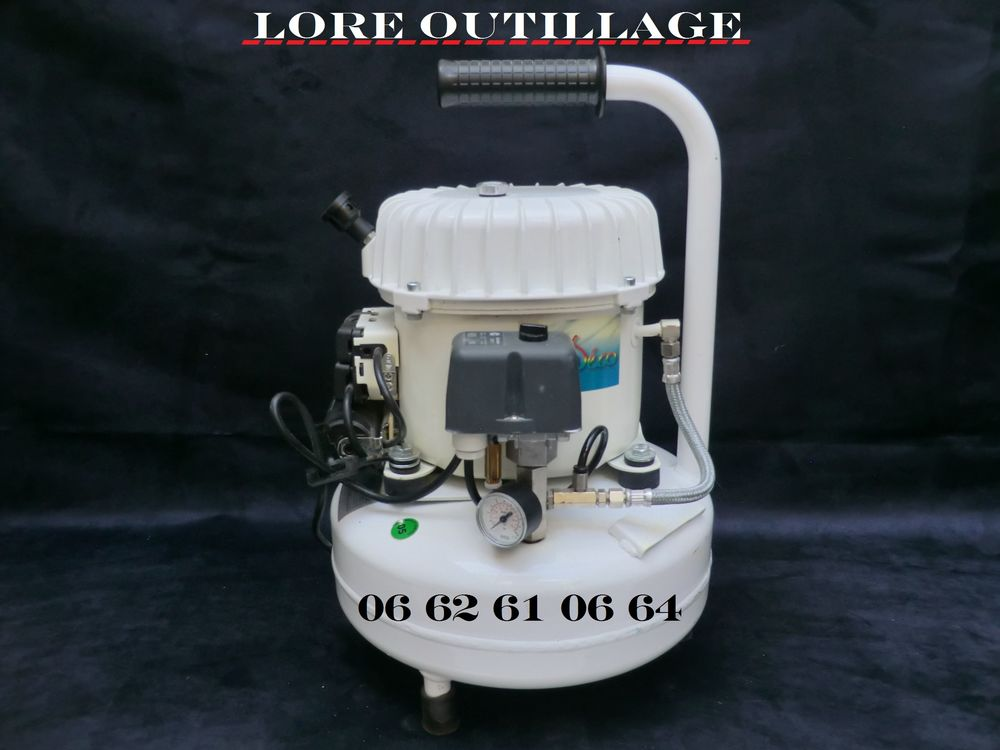 Sofragraf Industries Compresseur silencieux 250 Cagnes-sur-Mer (06)