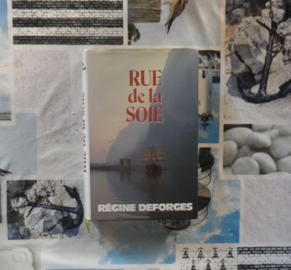 RUE DE LA SOIE T5 Bicyclette Bleue de Régine DEFORGES 3 Bubry (56)