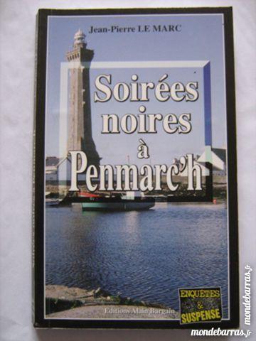 SOIREES NOIRES A PENMARC'H policier BRETON BARGAIN 3 Brest (29)