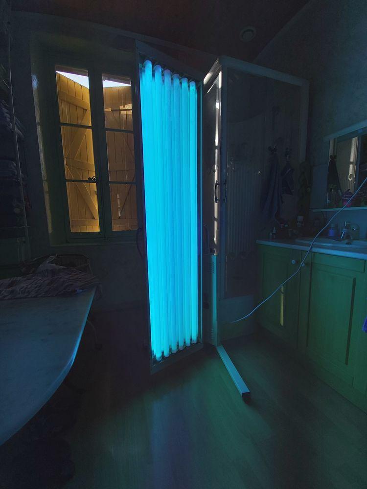 Solarium - lampe à bronzer Sports