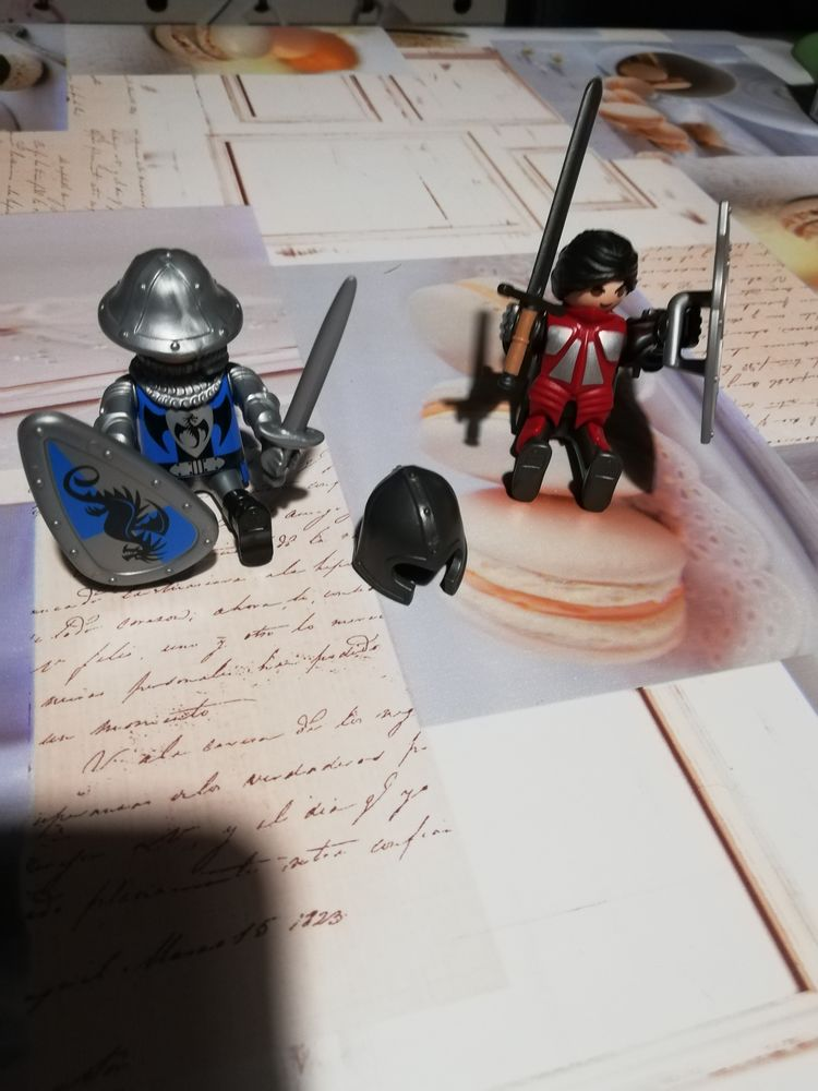 soldat playmobil 10 Le Grand-Quevilly (76)