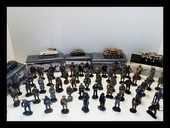 Lot de 57 soldats de plomb 250 Toulouse (31)