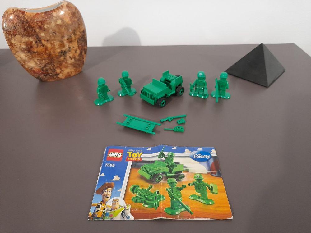 les soldats verts Toy Story Lego 7595 Jeux / jouets