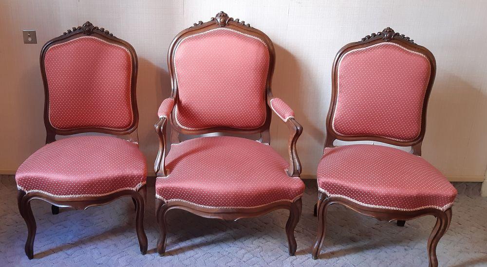 Soldes sur Chaises et fauteuil Louis XV 245 Saint-Avre (73)