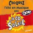 CD  Le CD Du Soleil   Croquez L'été En Musique Avec Croky