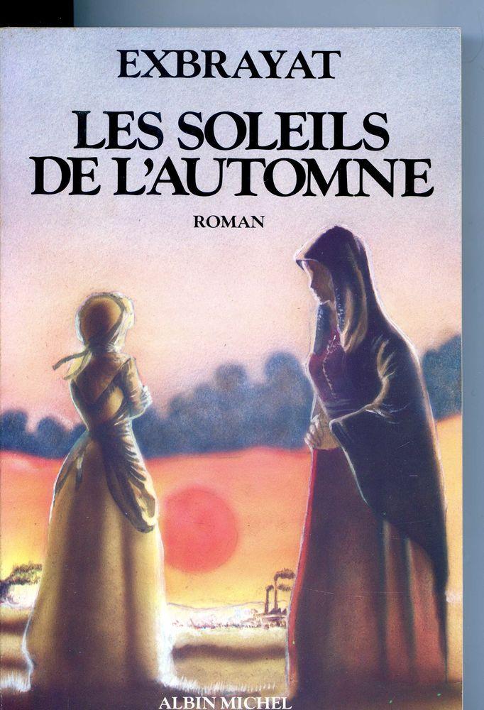Les soleils de l'automne-les bonheurs courts 5 Rennes (35)