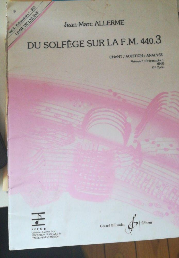 Du solfège sur la F.M. 440.3 (chant/audition/analyse)1ercycl 0 Seichamps (54)