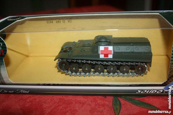Solido 6244 military amx13 vci 20 Jouy-le-Moutier (95)