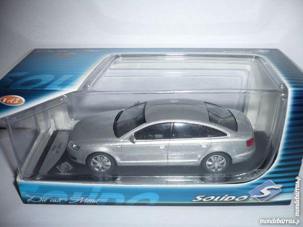 SOLIDO AUDI A6 2006 1/43 18 Jouy-le-Moutier (95)