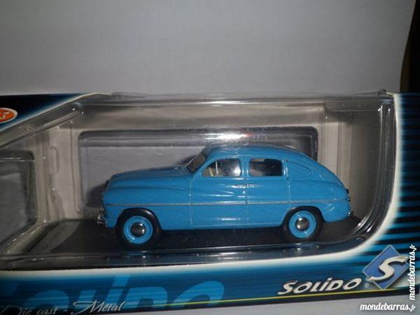 SOLIDO 1/43 FORD ABEILLE 1954 15 Jouy-le-Moutier (95)