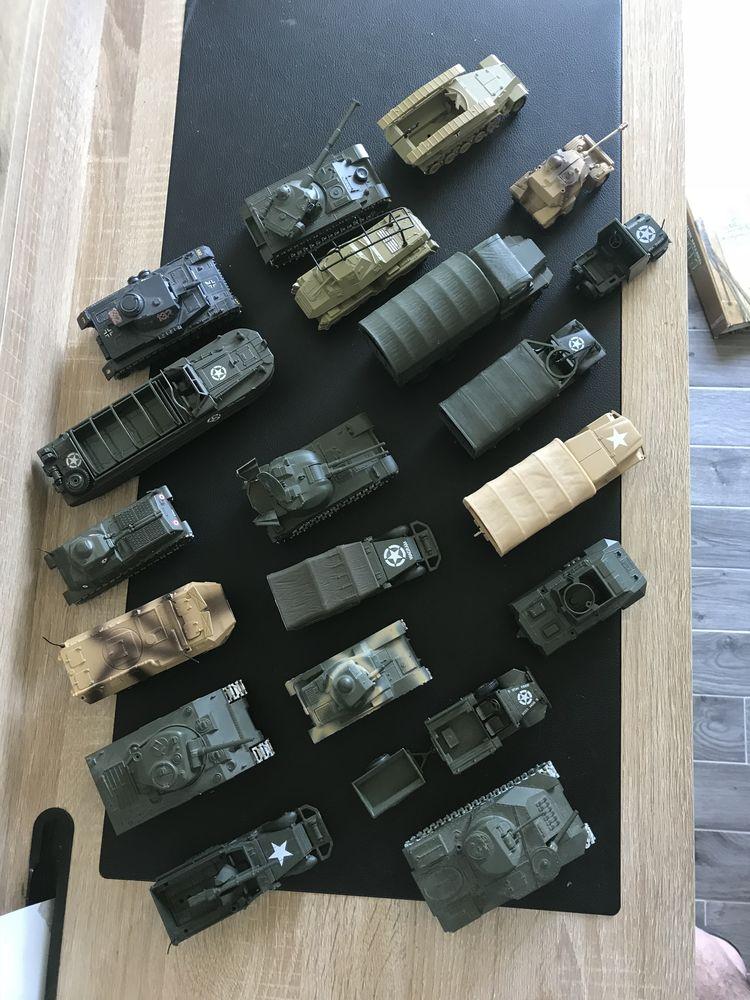 Solido militaire + Boites + classeur 1/50 260 Orleans (45)