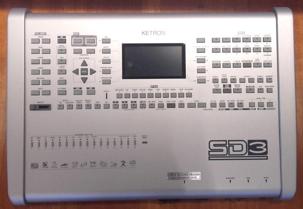 Solton SD3, valise de transport et pédalier inclus 1300 Cholet (49)