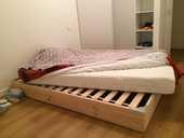 Lit (sommier + matelas° 140 - neuf, tout confort 549 Toulouse (31)