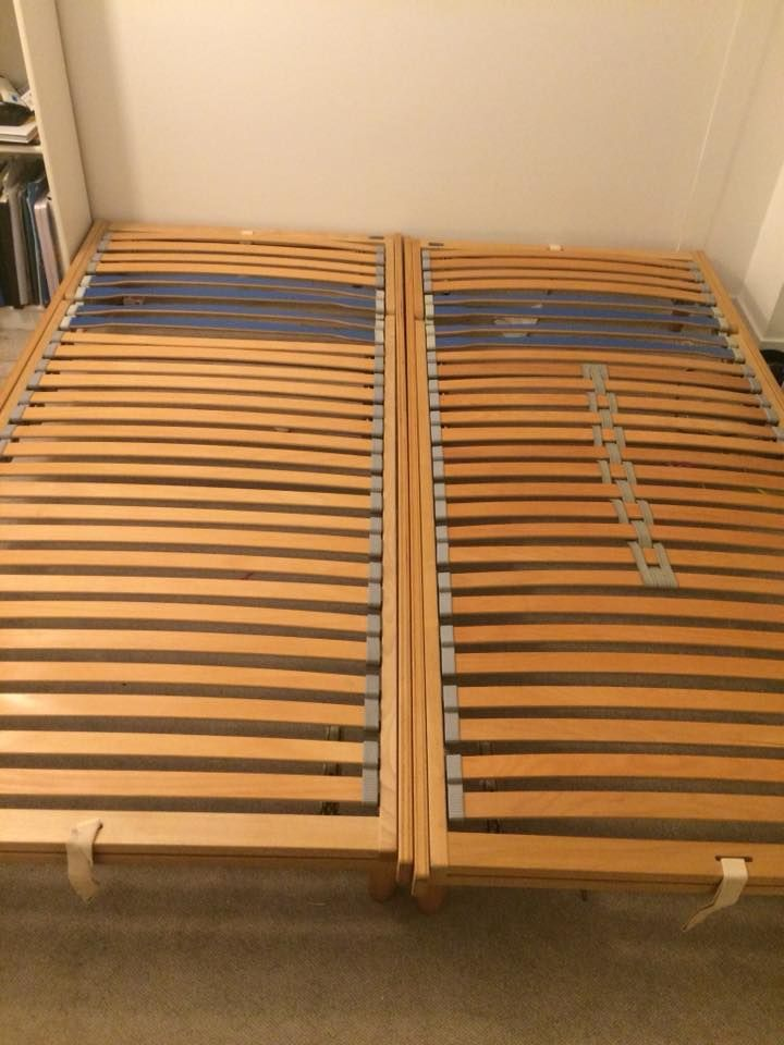 2 sommiers relaxation 90cm de large 65 Paris 15 (75)