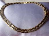 Somptueux bracelet en or 18 carats et diamants 2280 Saint-Genest-Lerpt (42)