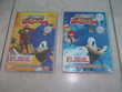 DVD Sonic Boom Volume 1 et 2 (Neufs)
