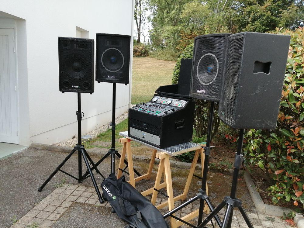Sonorisation en show case  1200 Auray (56)