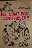 Ils ne sont pas sortables - Wiaz, 4 Rennes (35)