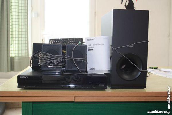 Sony DVD home théâtre system 95 Halluin (59)