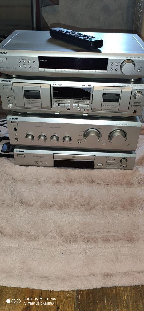 Sony Hi-Fi set série 500. N double Lecteur  150 Villard-de-Lans (38)