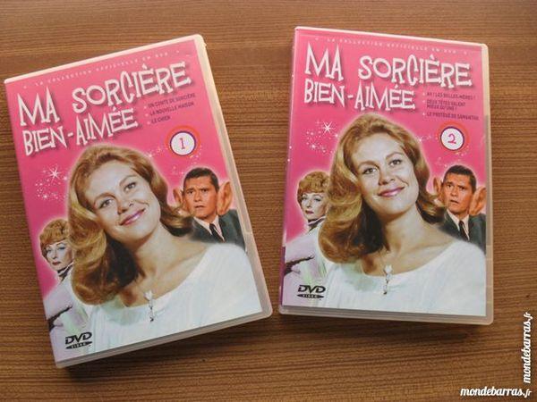 Lot de 2 DVD   Ma Sorcière bien aimée  8 Villers-lès-Nancy (54)