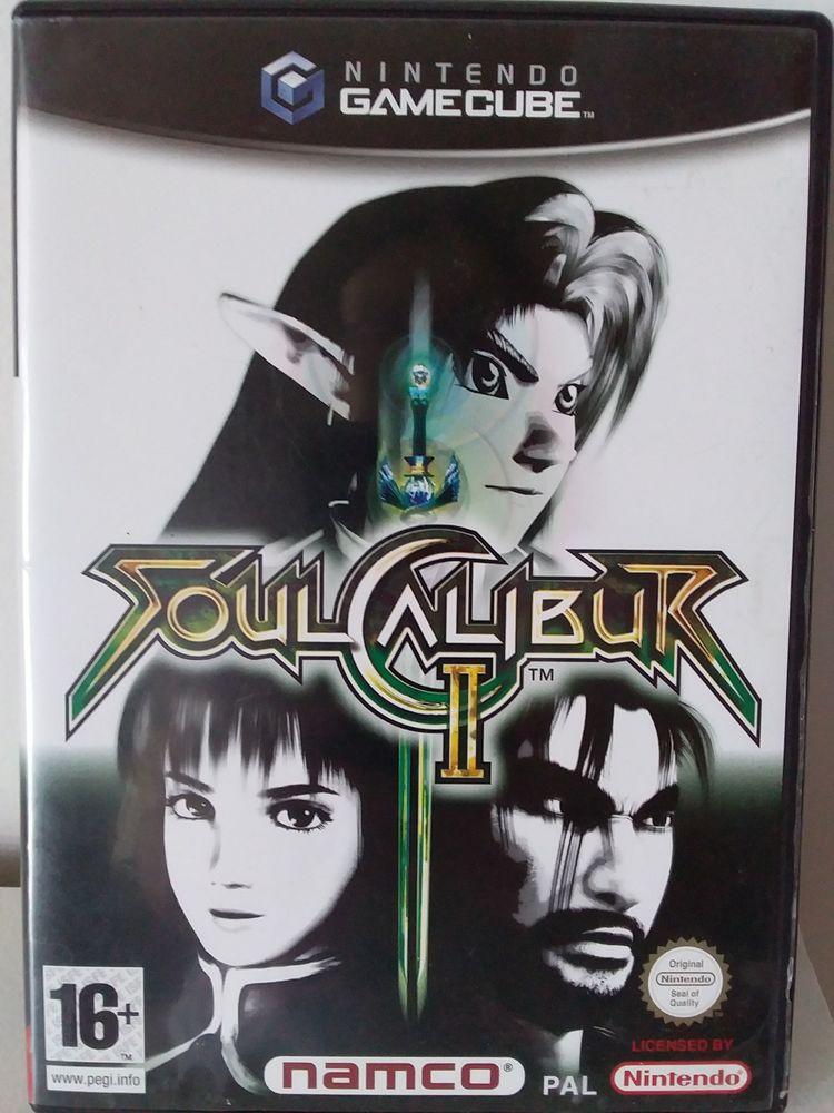 SOUCALIBUR 2 Consoles et jeux vidéos