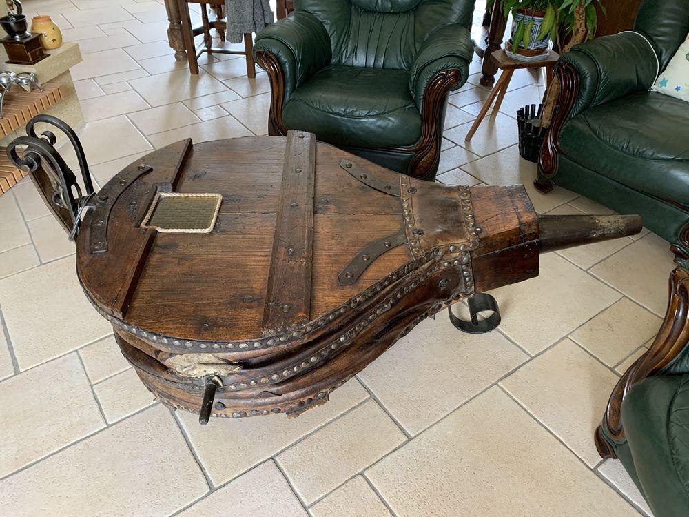 Soufflet / Table de salon 300 Nevers (58)