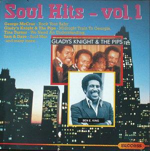 cd Soul Hits - Vol. 1(tres bon etat ) CD et vinyles