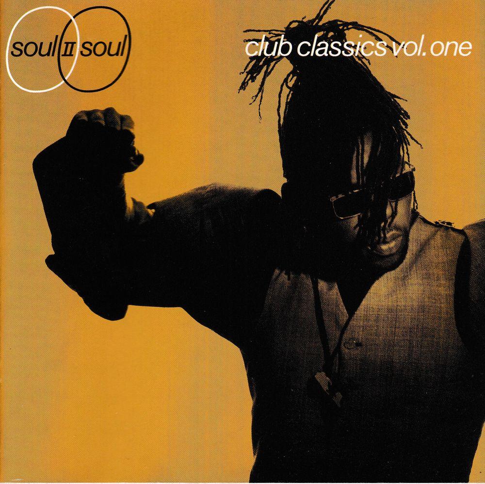 CD    Soul II Soul           Club Classics Vol. One 4 Antony (92)