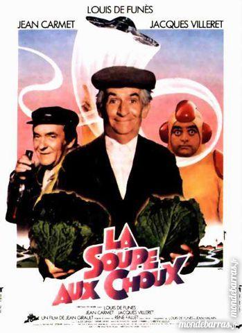 K7 vhs: La Soupe aux choux (359) 6 Saint-Quentin (02)