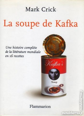 LA SOUPE - KAFKA / prixportcompris 10 Laon (02)