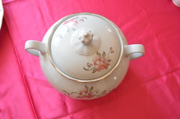 Soupière porcelaine Royal  60 Saint-Jean-Lachalm (43)