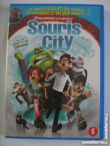 DVD SOURIS CITY 4 Brest (29)
