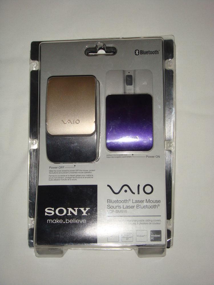 Souris SONY VAIO VGP-BMS15/V Bluetooth NOIRE 25e 25 Paris 17 (75)