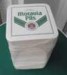 Lot de sous bocks MORAVIA PILS (emballés)