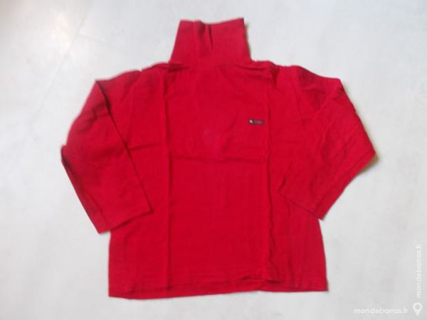SOUS PULL ROUGE MIXTE DOGNOSE STAR TAILLE 152 3 Sarreguemines (57)