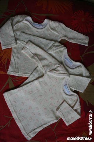 Lot de Sous-vêtements 3 mois MIROTON 1 Tournefeuille (31)