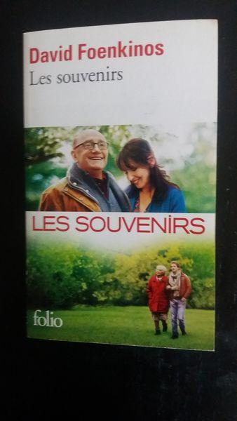 """""""Les souvenirs"""" de David Foenkinos pour 3€ Livres et BD"""