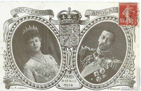 souverain anglais PARIS 1914 4 Tours (37)