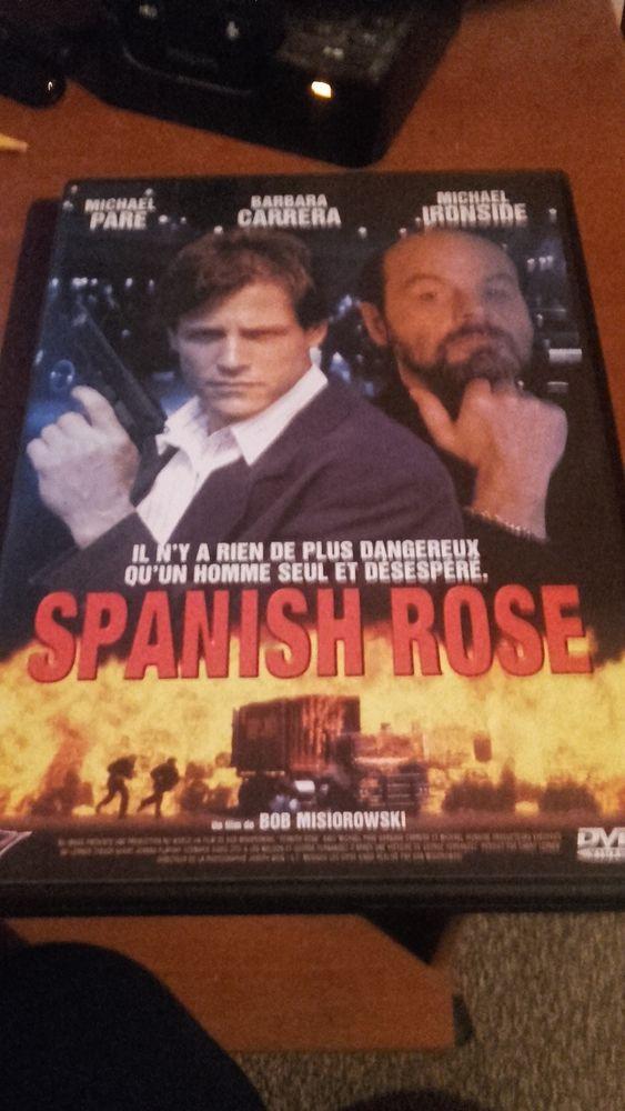 DVD Spanish Rose.Livraison possible 1 Rixheim (68)