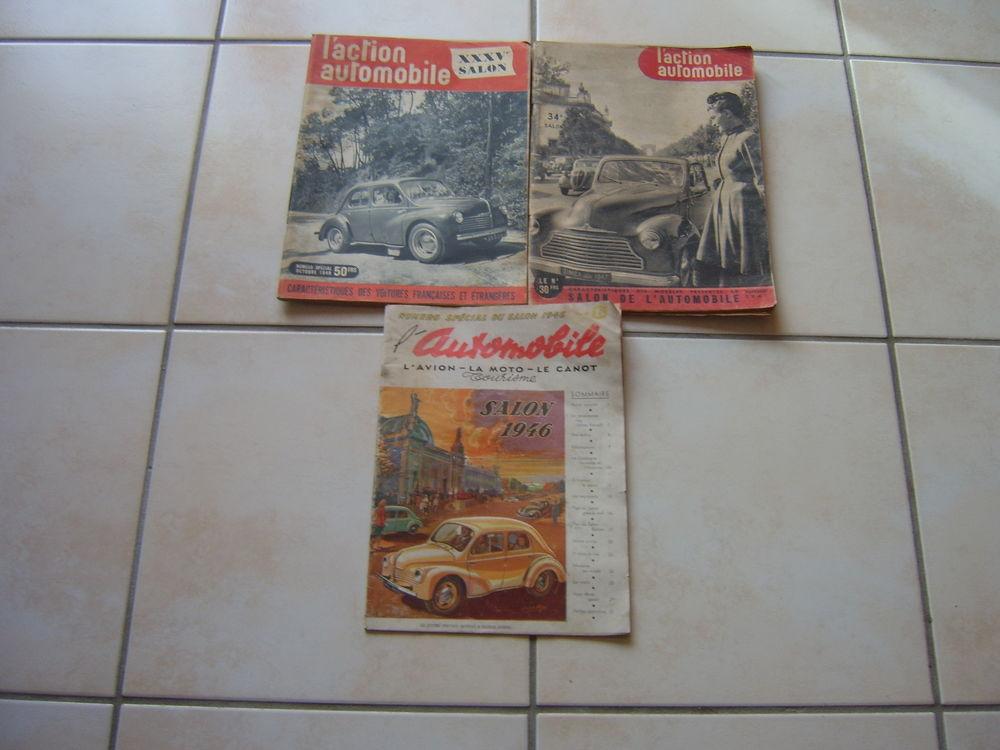 Spécial salon de l'auto vintage de l'action automobile 10 Romagnat (63)