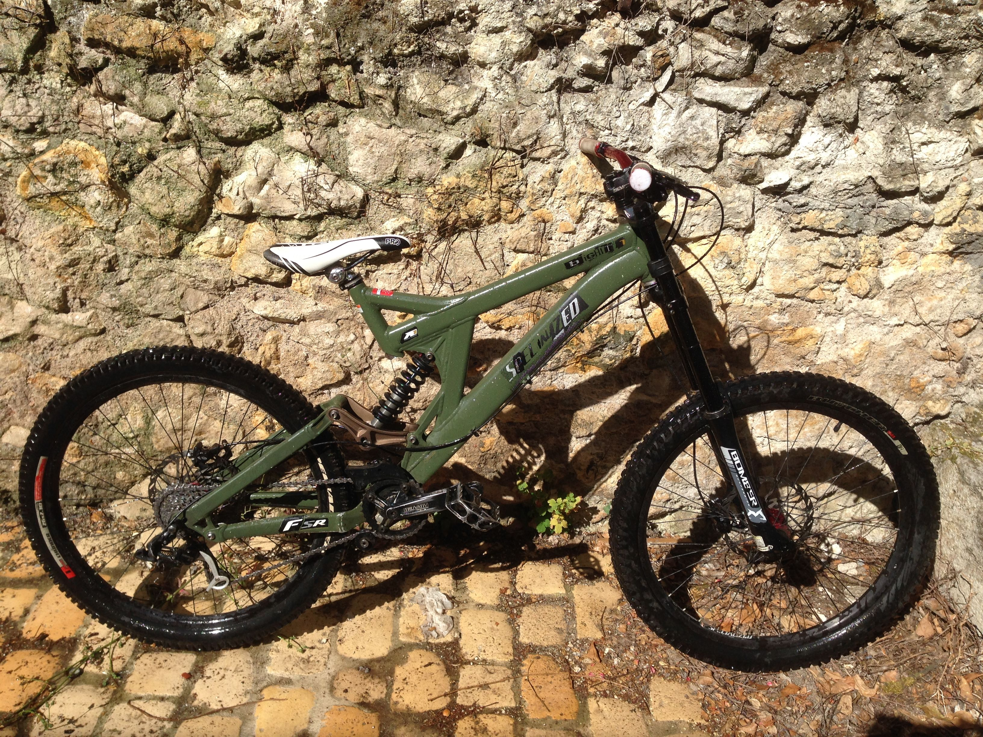 Specialized Big Hit FSR 1 600 Tours (37)