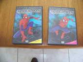 Lot de 2 DVD  Spider Man  5 Champagne (17)