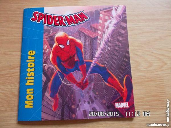 spiderman mon histoire* 1 Chambly (60)